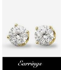 Diamond Earrings from Douglas Diamond Jewelers