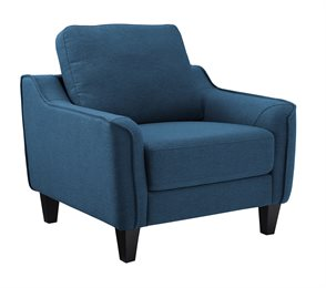 Jarreau Upholstered Chair Blue