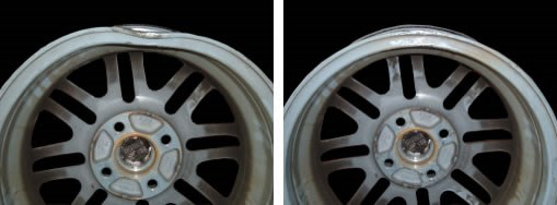 Before & After repair image 3