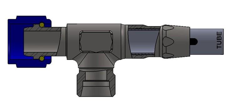 Tee Adapter