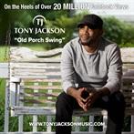 Tony Jackson 'Old Porch Swing'