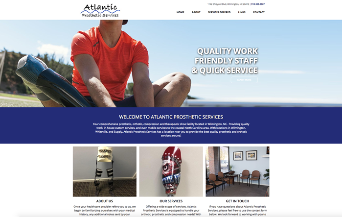 Atlantic Prosthetics Services