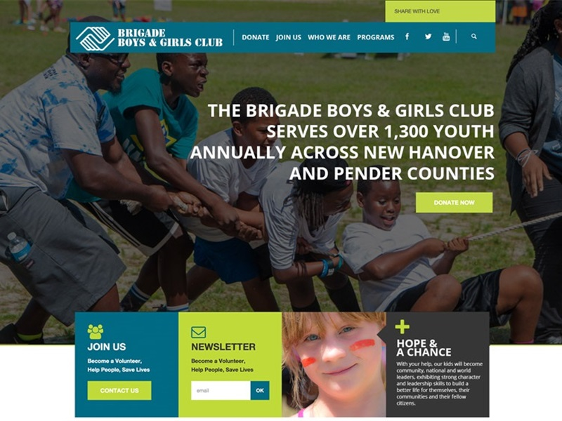 Brigade Boys and Girls Club