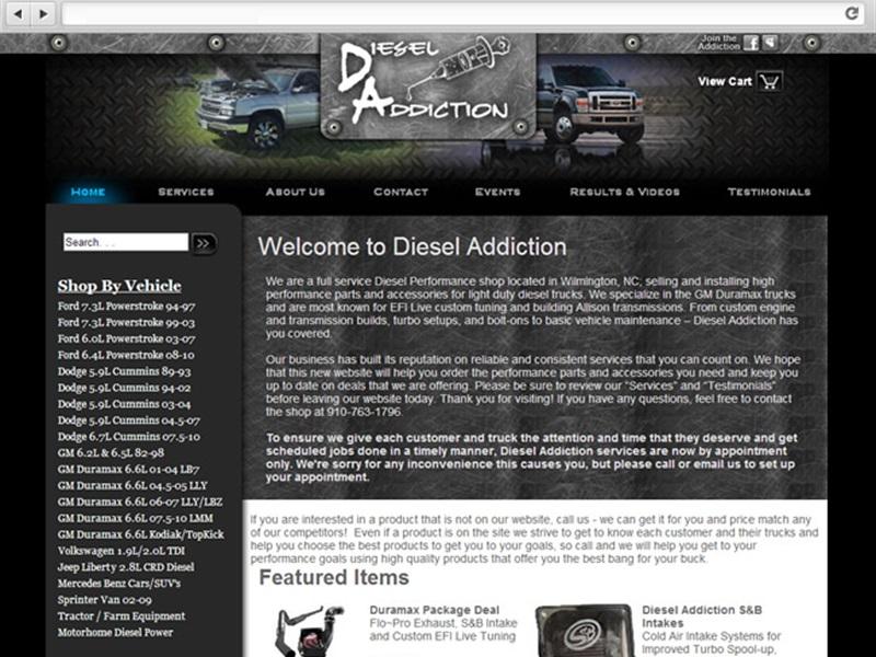 Diesel Addiction