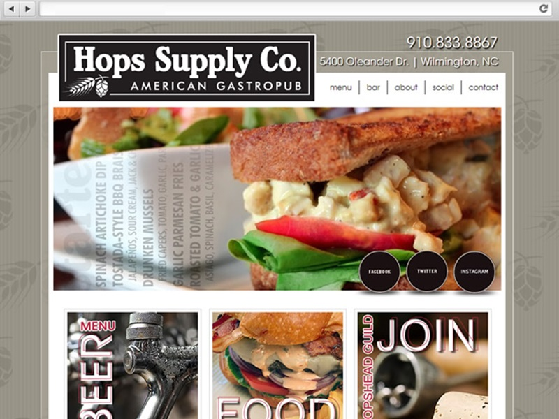 Hops Supply Co