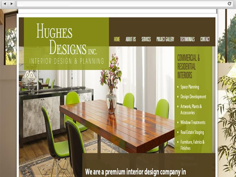 Hughes Design Inc.