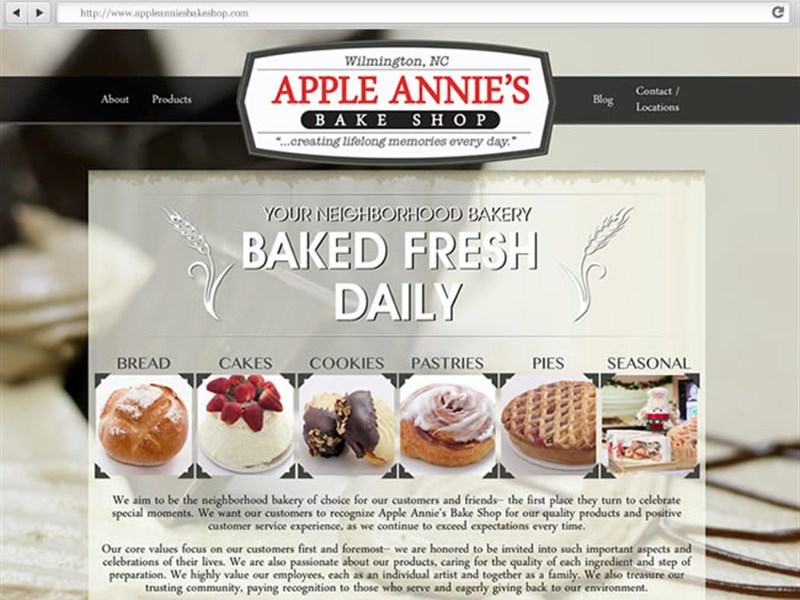 Apple Annies Bake Shop