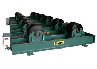 ProArc USA Turning Rolls TR-KB Series