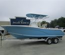 2018 Sea Fox 246 Commander Blue All Boat