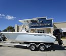 2018 Key West 239 FS Ice Blue All Boat