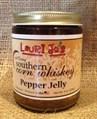 Corn Whiskey Pepper Jelly 9 oz