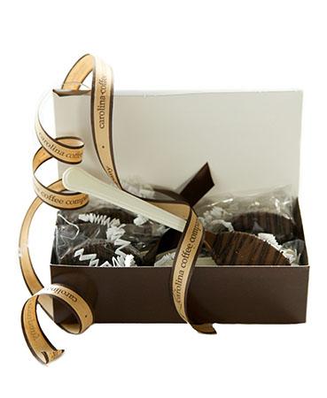 Carolina Coffee Chocolate Caramel Stirring Spoons