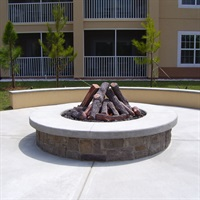 Custom Firepit Logs