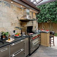 Danver Stainless Steel Cabinets