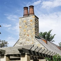 European Copper Chimney Pots