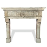 Francois and Co. antique mantels