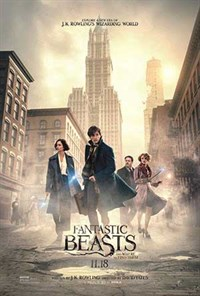 Fantastic Beasts and Where to Find Them - Now Playing on Demand