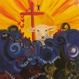 Revelations 12:11 Lamb