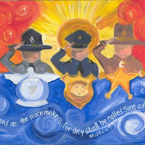 Matthew 5:9 (Law Enforcement)