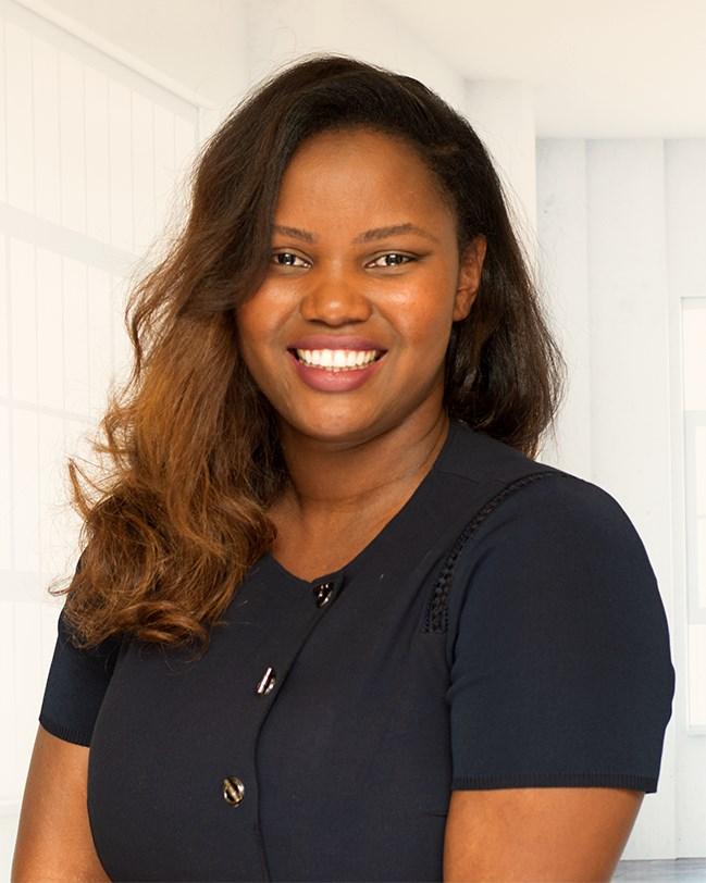 Sylvie Umuhoza, MPA