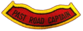 Past Road Captain