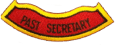 Past Secretary
