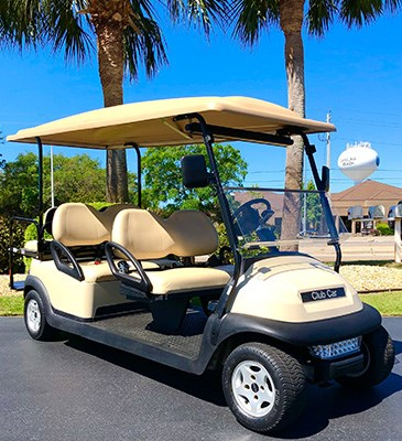 2020 Club Car 6 Passenger