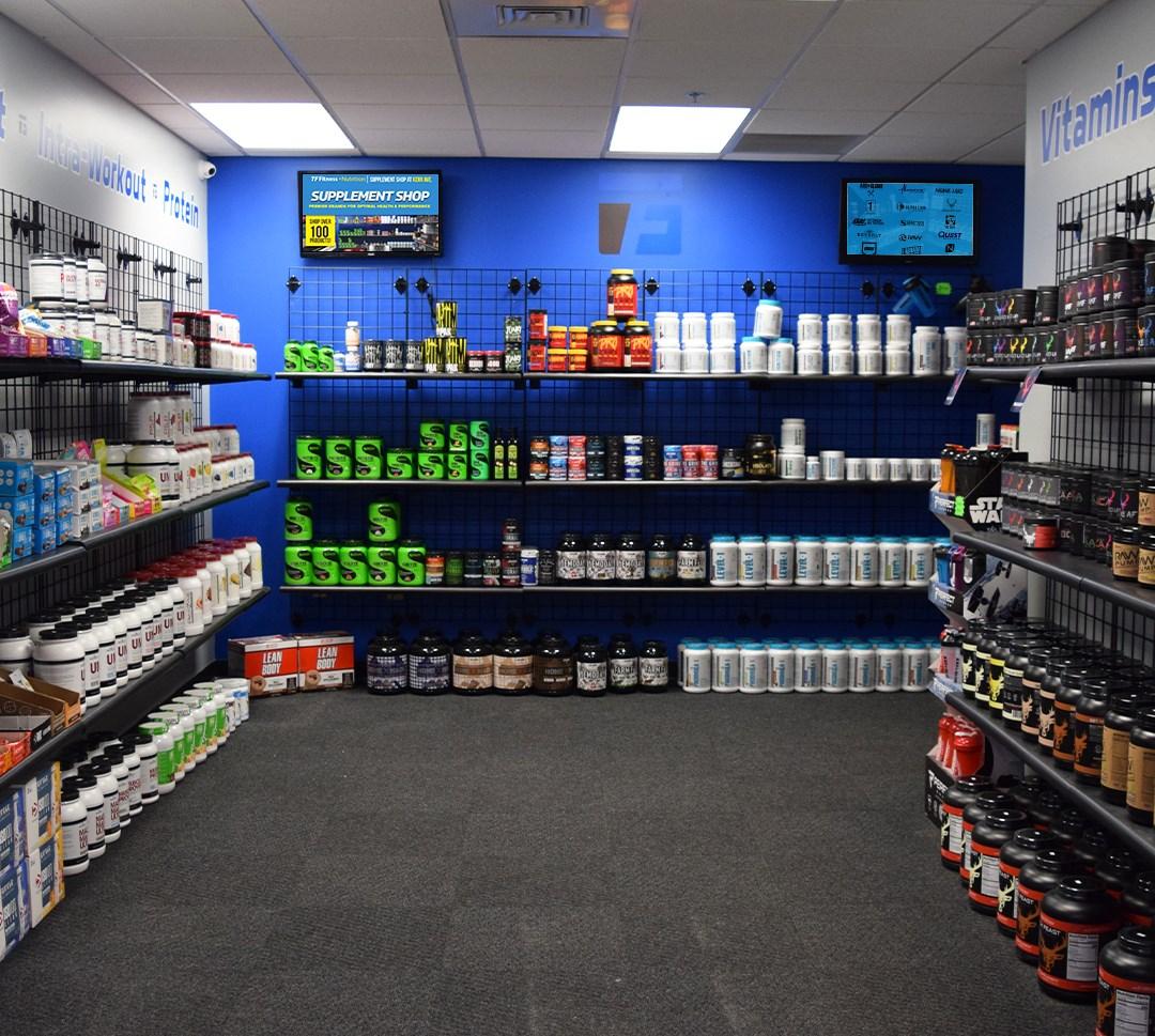 The Supplement Shop