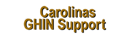 Carolinas GHIN Support