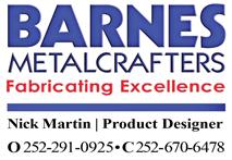 Barnes Metalcrafters Logo