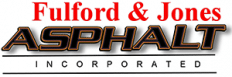 Fulford & Jones Asphalt, Inc. Logo