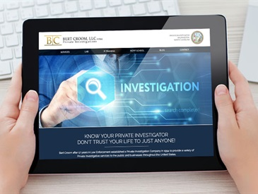 Bert Croom Private Investigations