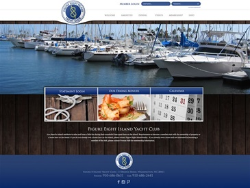 Figure Eight Island Yacht Club - Services