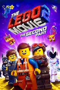 LEGO Movie 2, The: The Second Part - Now Playing on Demand
