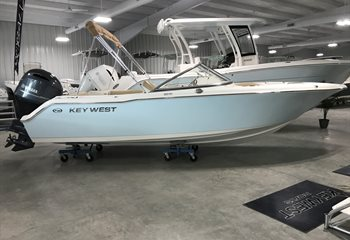 2020 Key West 203 DFS (ON ORDER) liquid-unknown-field [type] Boat
