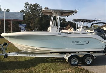 2019 Robalo R202 EX #Y0191 liquid-unknown-field [type] Boat
