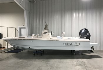 2020 Robalo R206S Cayman liquid-unknown-field [type] Boat