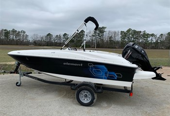 2021 Bayliner Element E16  Boat