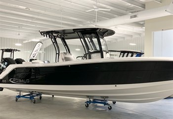 2020 Robalo 302 Black/White (ON ORDER) Boat