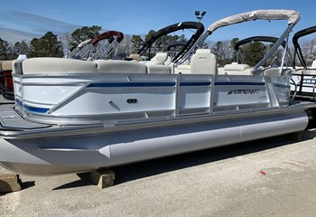 2020 Starcraft SLS 3 White/Blue #59902 Boat
