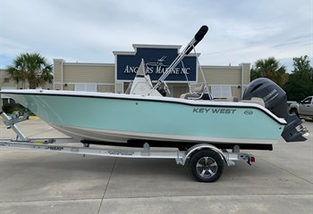 2021 Key West 203 FS Seafoam/White (CLAYTON) Boat
