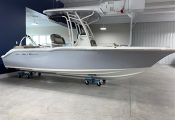 2021 Key West 239 FS Manta Gray/White Boat