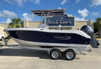 2021 Robalo R202 Explorer Biscayne Blue (IN STOCK) Boat