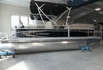 2021 Starcraft LX20 F Black  Boat