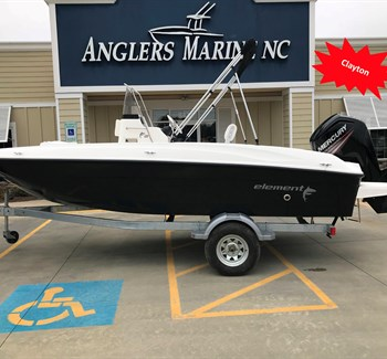 2019 Bayliner Element F18 New Boat