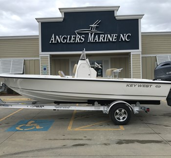 2019 Key West 210 BR New Boat
