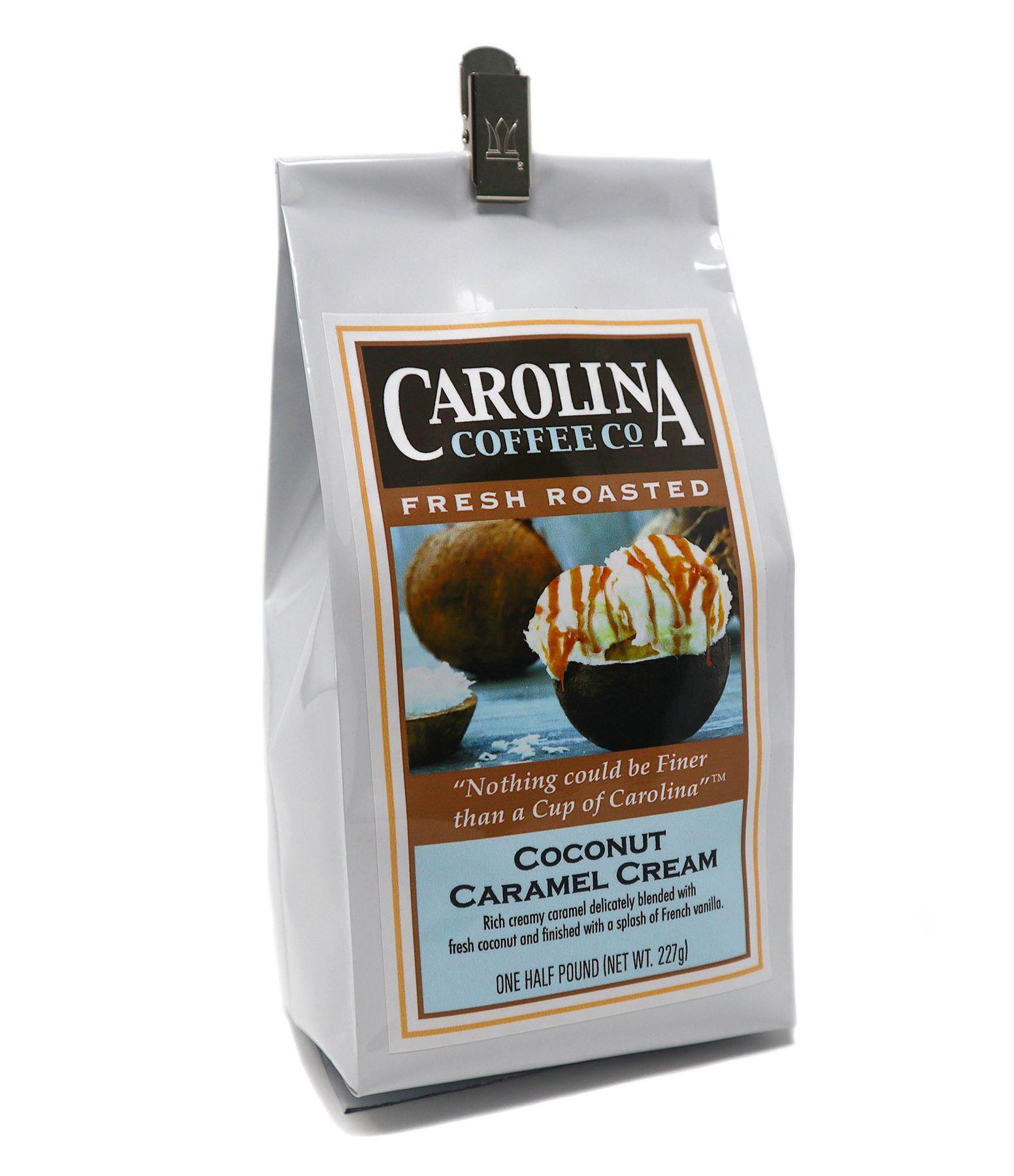 Carolina Coffee Coconut Caramel Cream