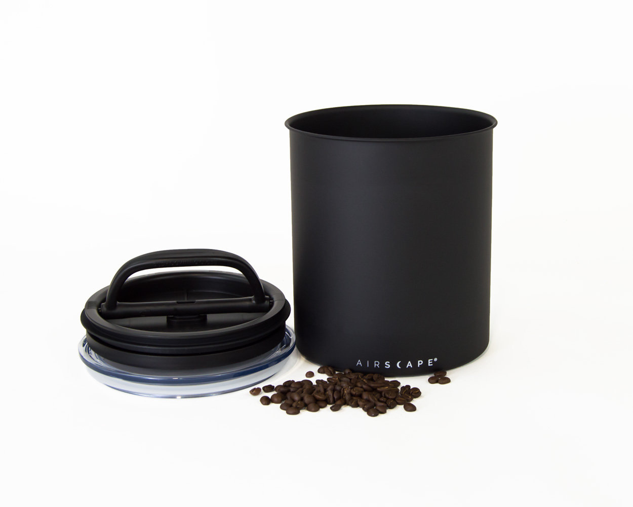 Carolina Coffee Airscape® Kilo - Black