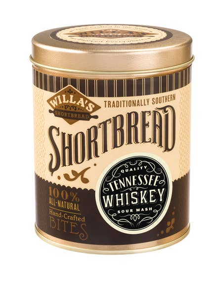 Carolina Coffee Tennessee Whiskey Shortbread Bites