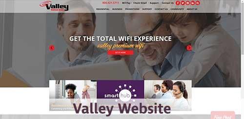 Valley Website